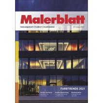 Malerblatt DIGITAL 01/2021