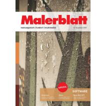 Malerblatt DIGITAL 12/2018