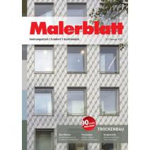 Malerblatt Ausgabe 02/2019