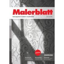 Malerblatt Ausgabe 06/2018