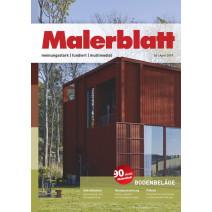 Malerblatt Ausgabe 04/2019
