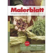 Malerblatt DIGITAL 03/2020