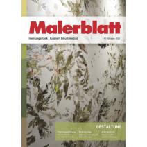 Malerblatt DIGITAL 10/2020