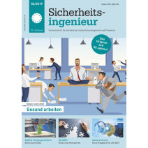 Sicherheitsingenieur Ausgabe 02.2019