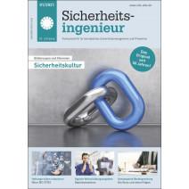 Sicherheitsingenieur Ausgabe 01.2021