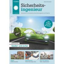 Sicherheitsingenieur Ausgabe 11.2018