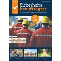 Sicherheitsbeauftragter DIGITAL 7-8/2018