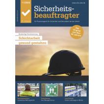 Sicherheitsbeauftragter Ausgabe 11/2020