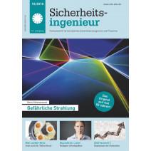 Sicherheitsingenieur Ausgabe 10.2018