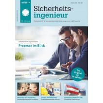 Sicherheitsingenieur Ausgabe 01.2019