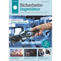 Sicherheitsingenieur Ausgabe 11.2019