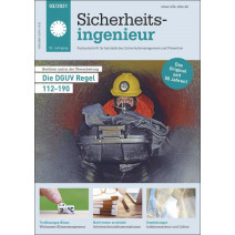 Sicherheitsingenieur Ausgabe 03.2021