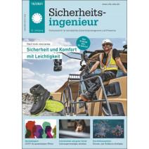Sicherheitsingenieur Ausgabe 10.2021