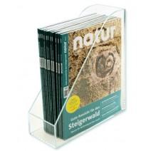 Acryl-Stehsammler natur