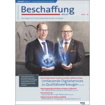 Beschaffung aktuell DIGITAL 3/2019