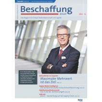 Beschaffung aktuell DIGITAL 11/2016