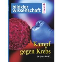 """bdw research """"Kampf gegen Krebs"""""""