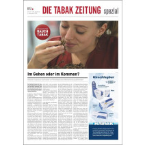 DTZ DOKUMENTATION Spezial Rauchtabak DIGITAL