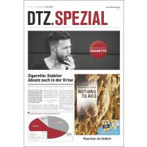 DTZ DOKUMENTATION Spezial Zigarette 2021