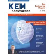 KEM Sonderausgabe Systems Engineering 1/2016