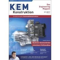 KEM Sonderausgabe 3/2017 Automobilkonstruktion