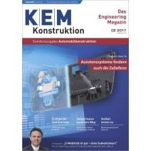 KEM Sonderausgabe 4/2017 Automobilkonstruktion
