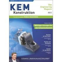KEM Sonderausgabe 6/2017 Mobile Maschinen