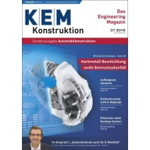 KEM Sonderausgabe 3/2018: Automobilkonstruktion