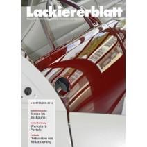 Lackiererblatt Ausgabe 05.2014