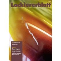 Lackiererblatt Sonderheft 2012 DIGITAL