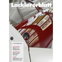 Lackiererblatt DIGITAL 05.2014