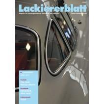 Lackiererblatt Sonderheft 2011