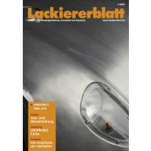 Lackiererblatt Sonderheft 2014