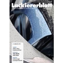 Lackiererblatt Ausgabe 01.2015