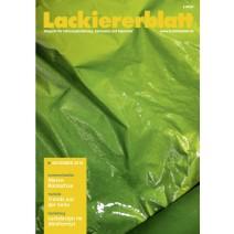 Lackiererblatt DIGITAL 06.2014