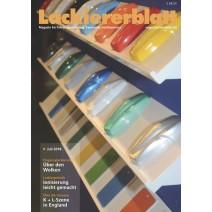Lackiererblatt DIGITAL 04.2018