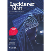 Lackiererblatt DIGITAL 06.2019