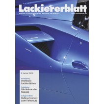 Lackiererblatt DIGITAL 01.2016