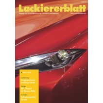 Lackiererblatt DIGITAL 02.2016