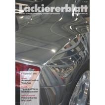 Lackiererblatt Ausgabe 05.2016