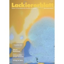Lackiererblatt DIGITAL 06.2016
