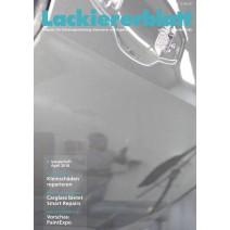 Lackiererblatt Sonderheft 2018 DIGITAL