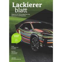 Lackiererblatt DIGITAL 04.2019