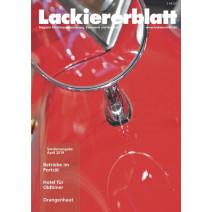 Lackiererblatt Sonderheft 2019 DIGITAL