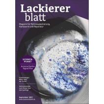 Lackiererblatt DIGITAL 05.2021