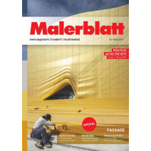 Malerblatt DIGITAL 03/2019