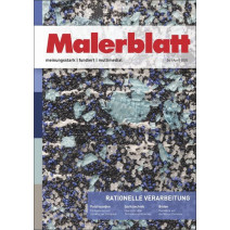 Malerblatt Ausgabe 04/2020