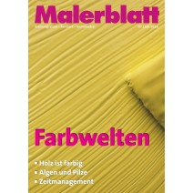 Malerblatt DIGITAL 07/2016