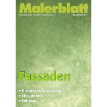 Malerblatt DIGITAL 02/2017