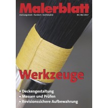 Malerblatt DIGITAL 05/2017